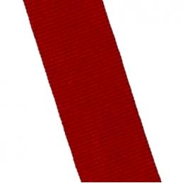 Șnur medalie roșu
