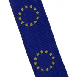 Șnur medalie UE