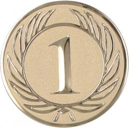 Emblemă Medalie locul 1, 2, 3