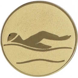 Emblemă Medalie Natație/Înot