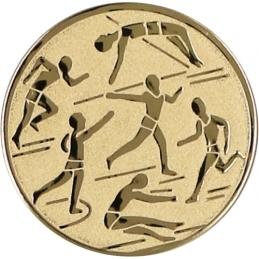 Emblemă Medalie Atletism
