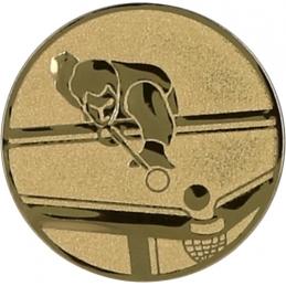 Emblemă Medalie Biliard